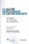 La qualité radiologique de l'environnement