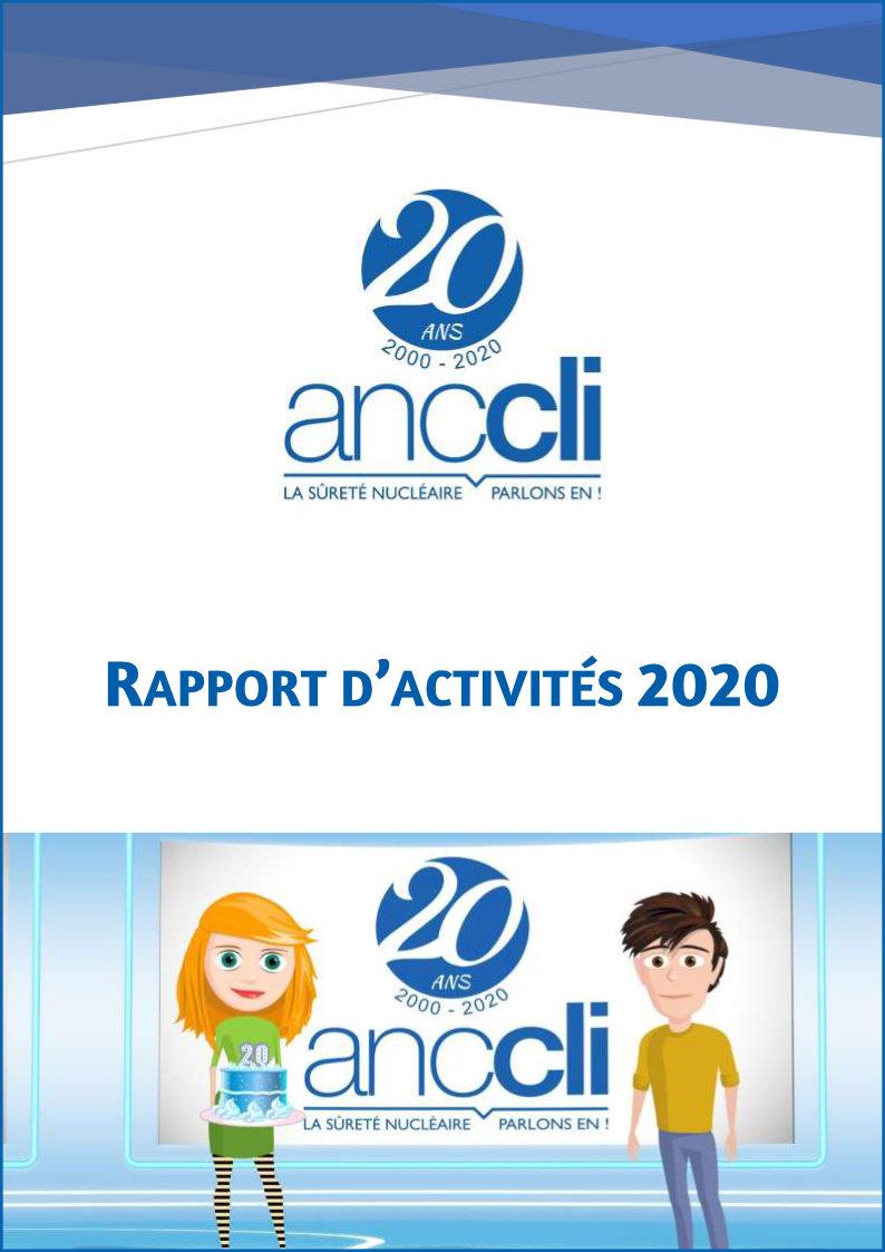 Couverture RA 2020